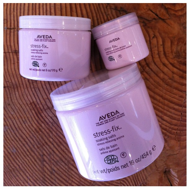 aveda stress fix great for mothers day gift