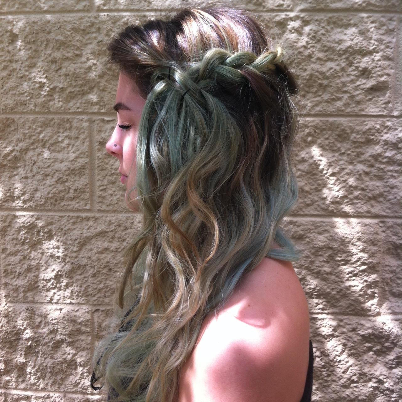 Game of thrones inspired hair