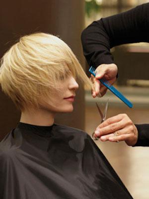 Aveda Hair Cut