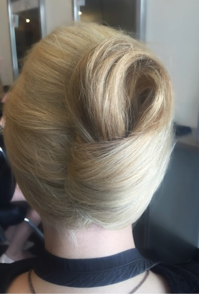french twist image