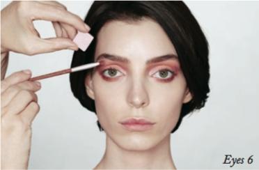 steps to applying makeup