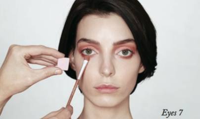 image of how to apply the indian sunset makeup collection