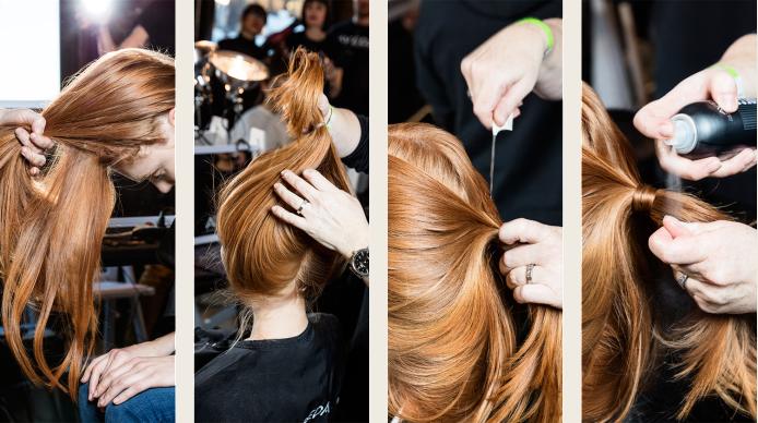 Antoinette Beenders Hairstyle