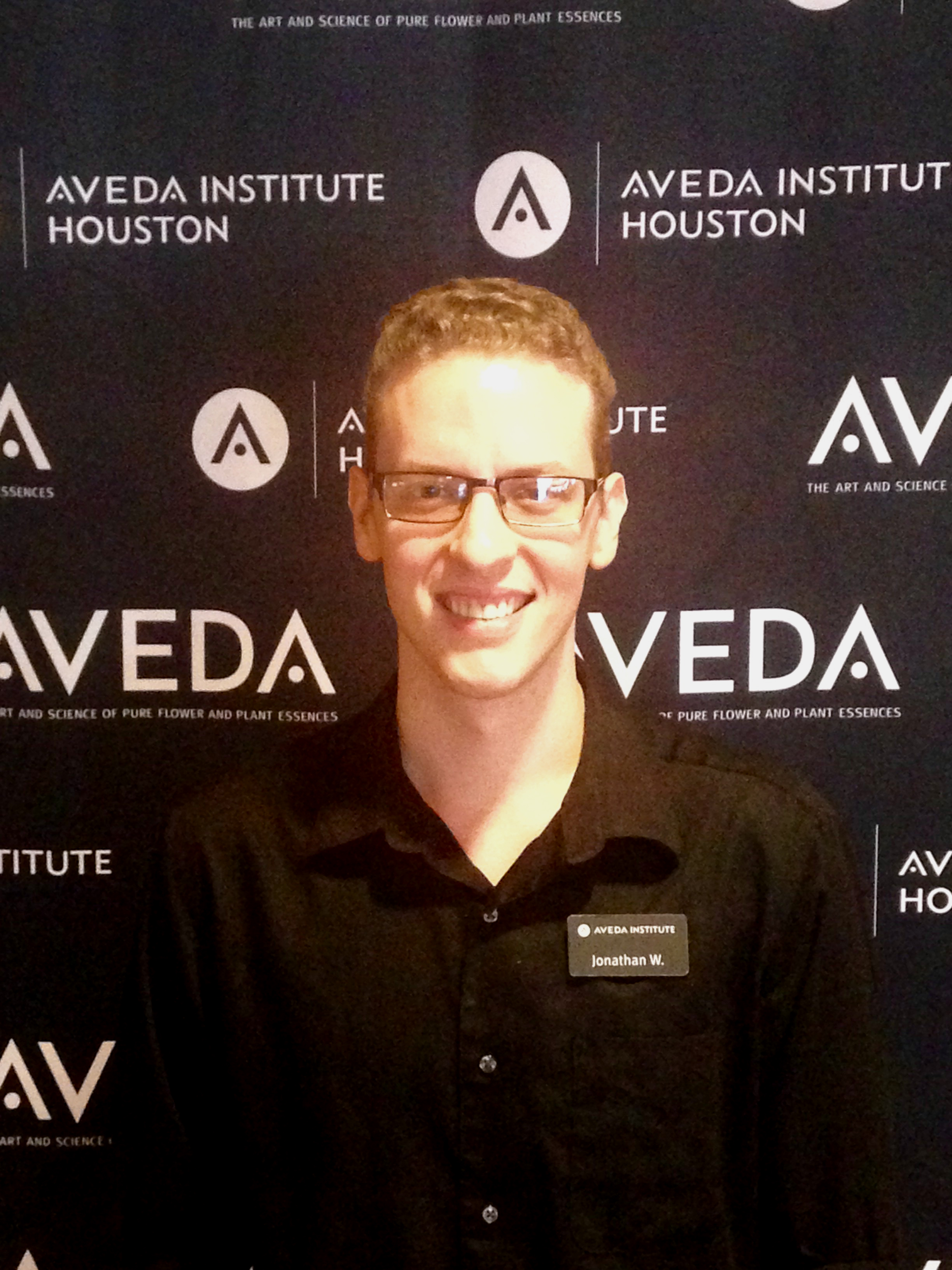 Aveda Arts & Sciences Institute Houston Student of the Month