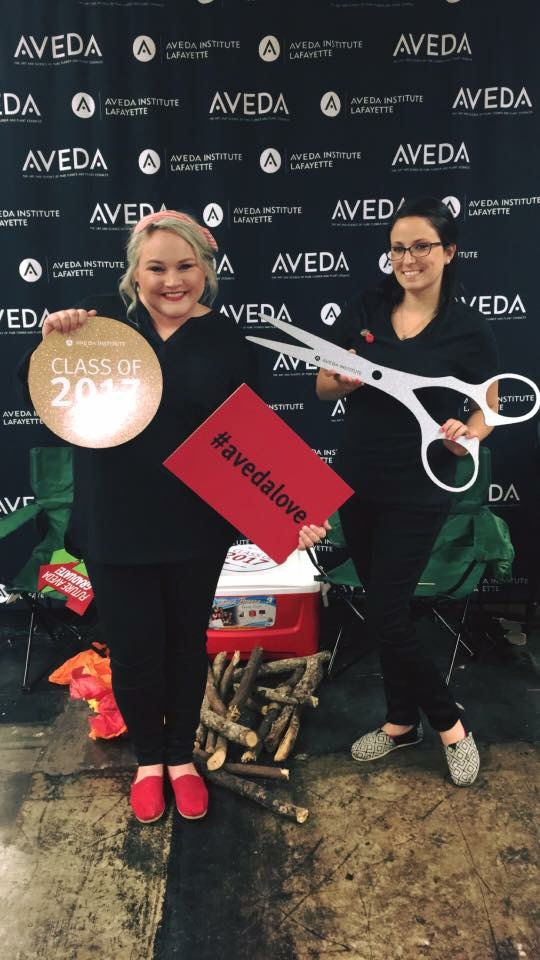 lafayette-camp-aveda-beauty-students