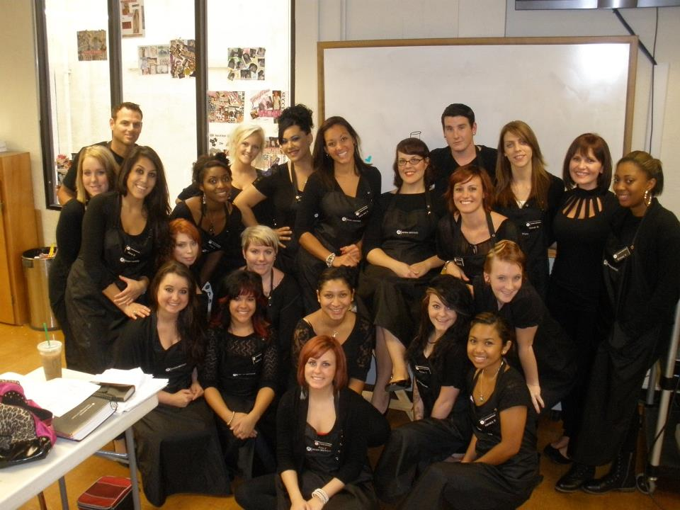 Aveda Arts & Sciences Institute Tampa Bay Students