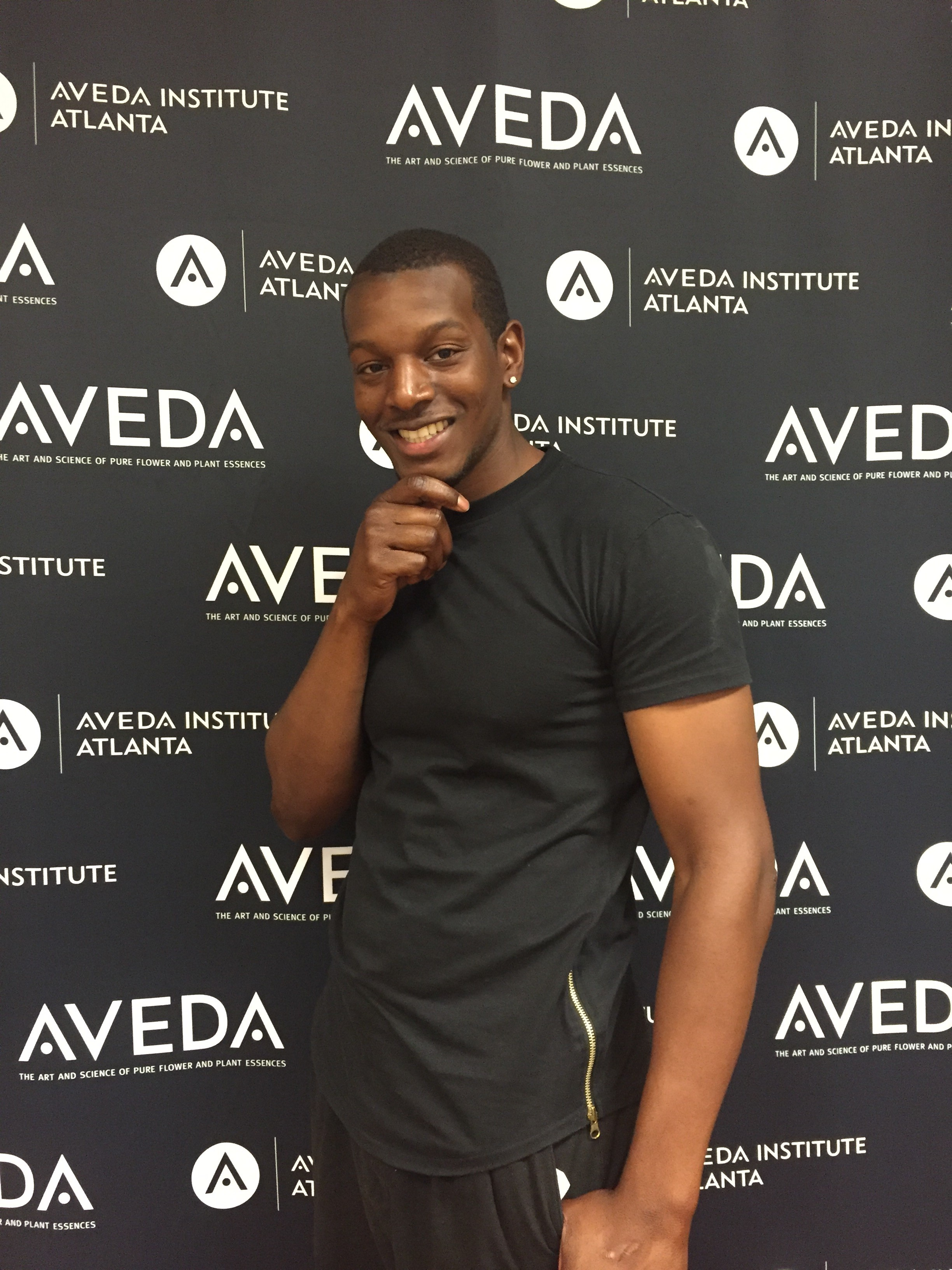 Aveda Arts & Sciences Institute Atlanta Student of the Month