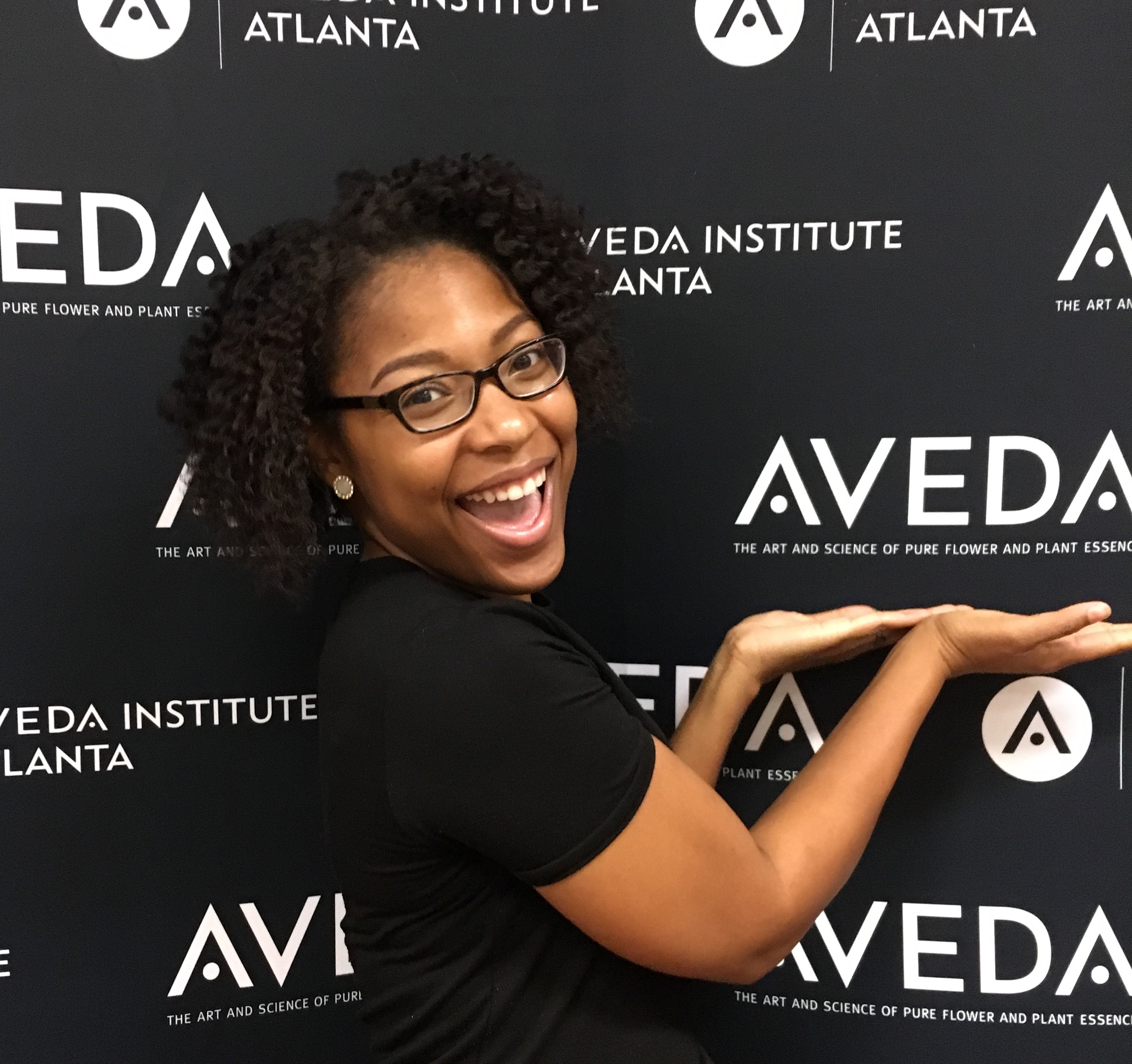 Image of Aveda Student of the Month