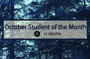 Aveda Student of the Month