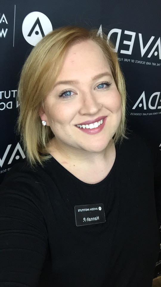 Image of Aveda Washington DC Student