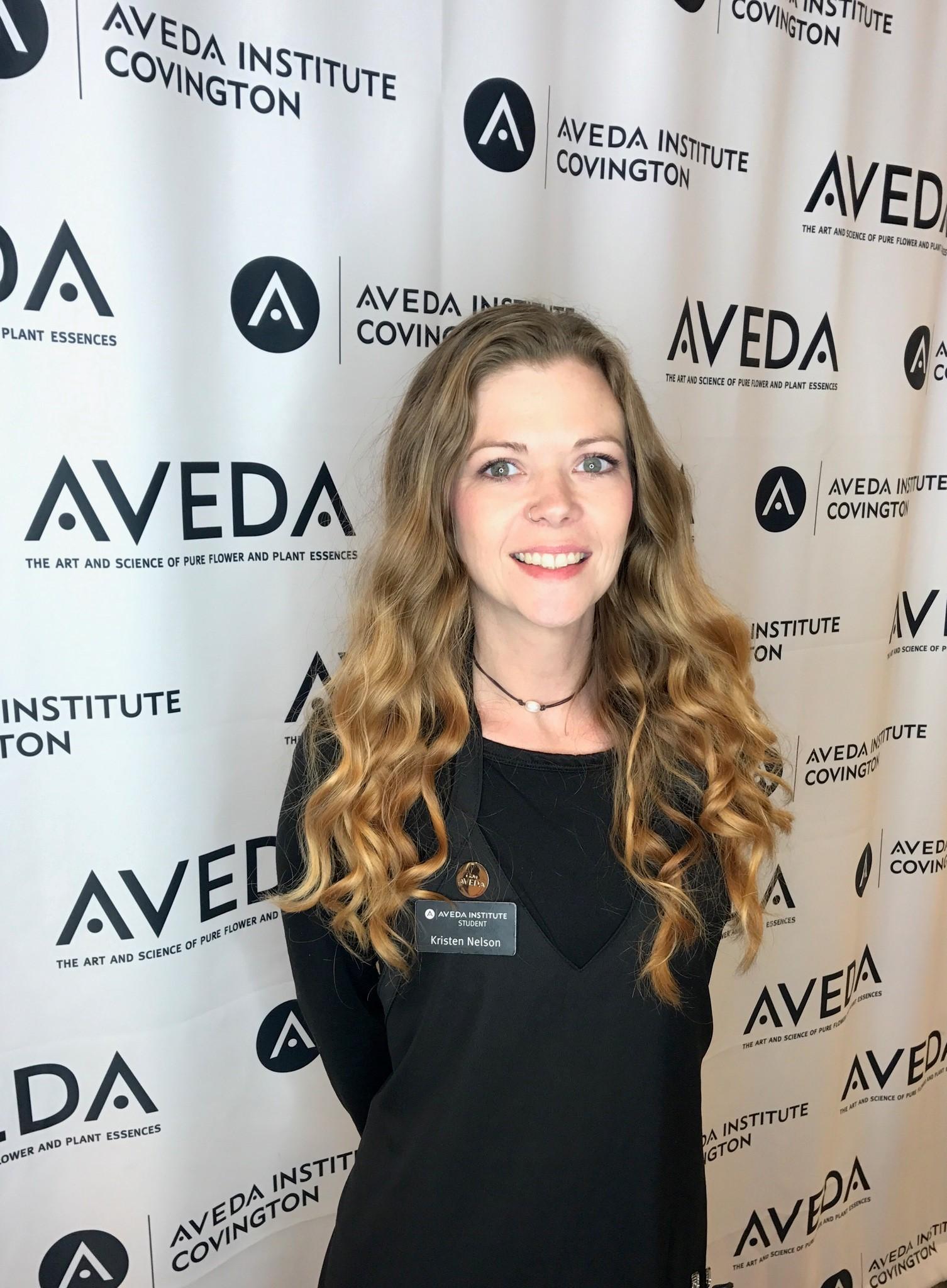 Aveda Covington Student