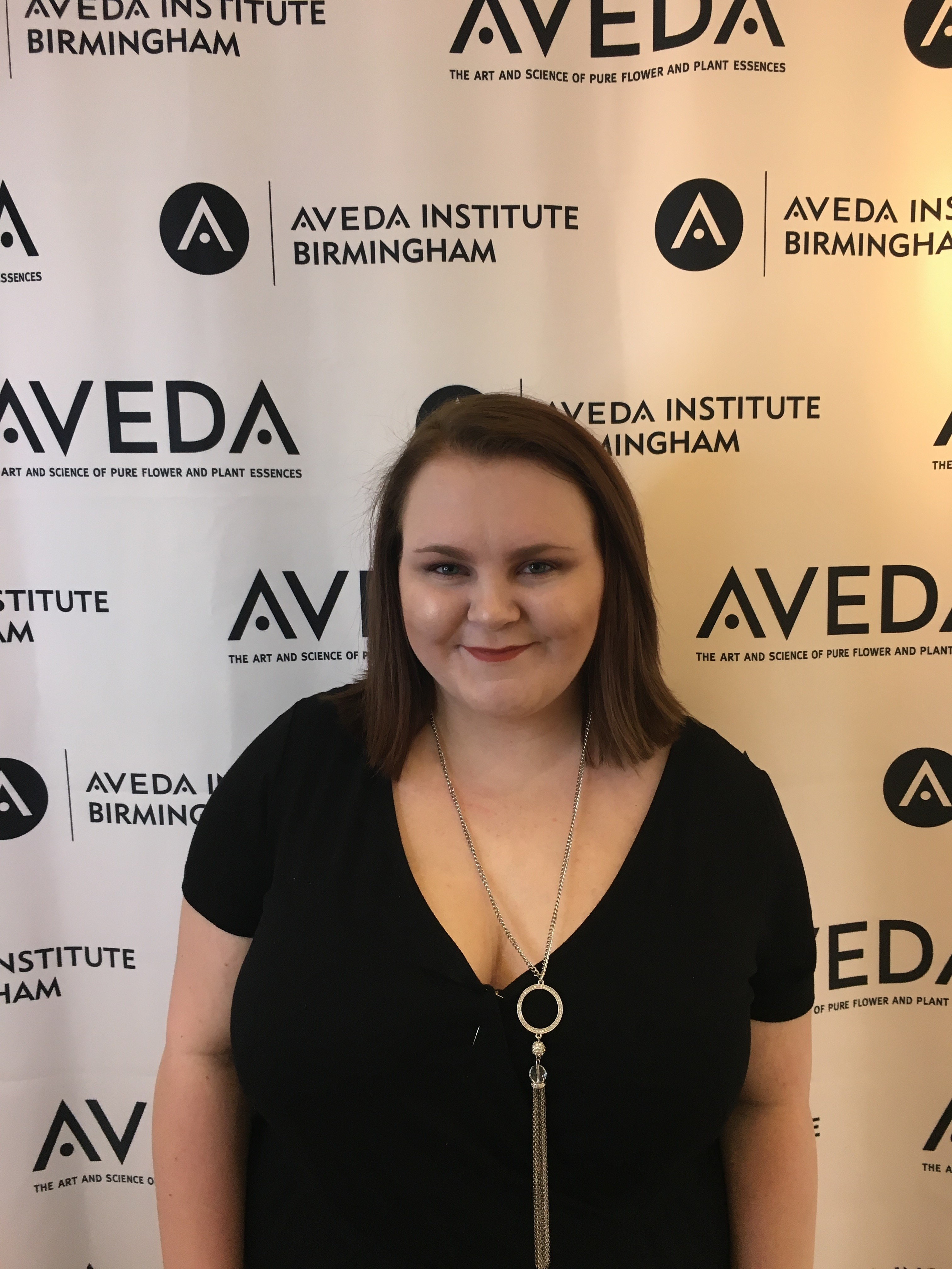 Aveda Esthiology Student