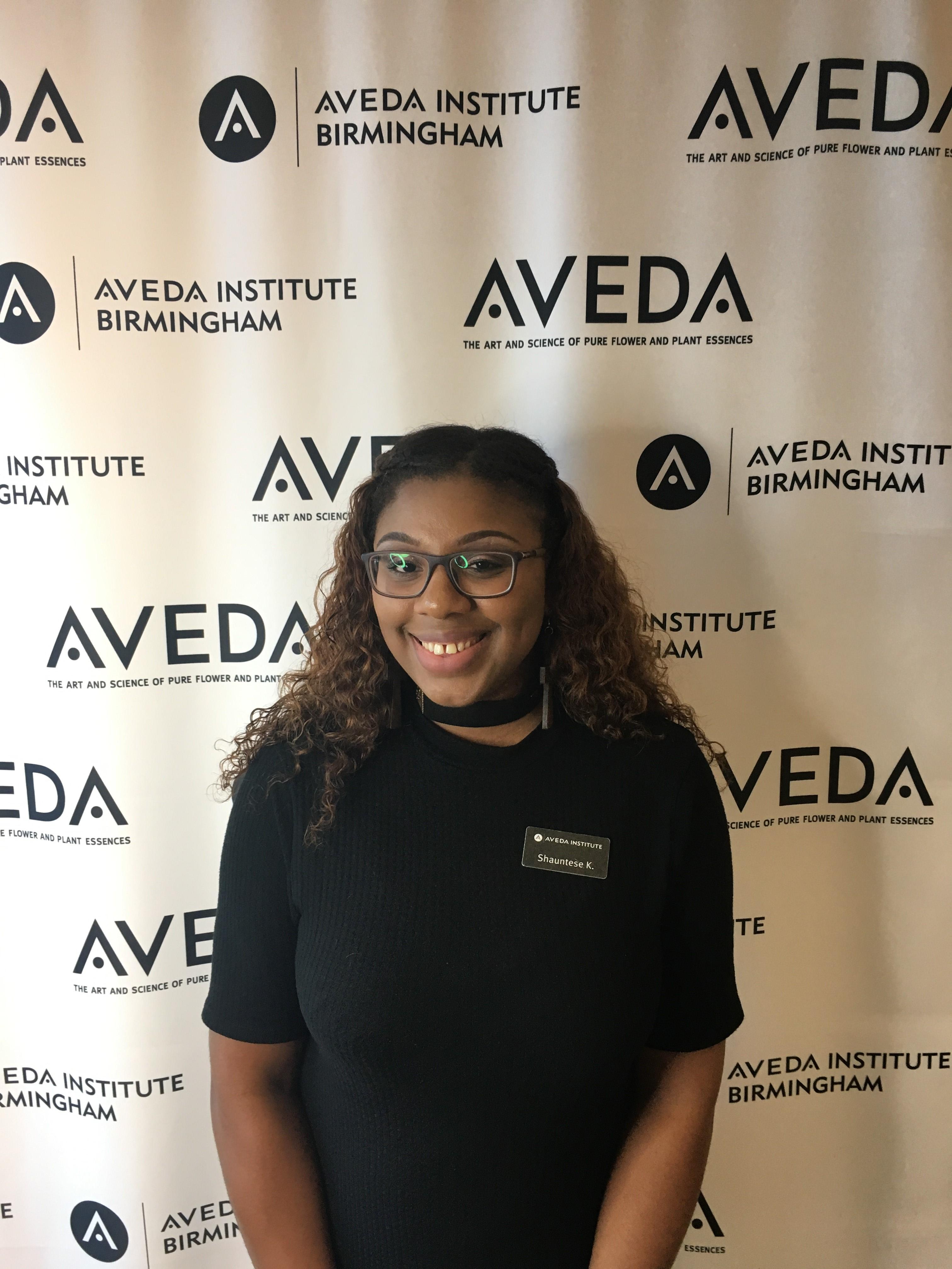 Image of Aveda Birmingham Student